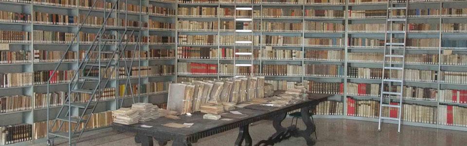 A biblioteca comunale recanati marche manifestocultura
