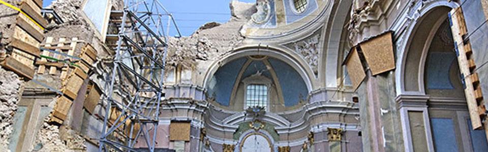 laquila abruzzo terremoto chiesa manifestocultura